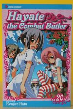 HAYATE THE COMBAT BUTLER, VOL 20  -Kenjiro Hata-  PAPERBACK ~ NEW