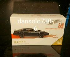Hot Wheels ID K.I.T.T KNIGHT RIDER collector quality