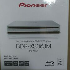 Pioneer Portable Blu-ray Drive For Win/Mac USB 3.0 BDR-XS06JL From Japan Used
