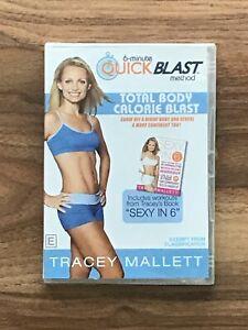 TRACEY MALLETT 6-QUICK BLAST Total Body Calorie Blast