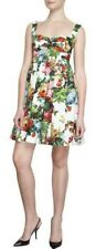 LOW BID ! DOLCE and GABBANA FLORAL DRESS !