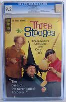 The Three Stooges No. 23 CGC 9.2 Random House Archives File Copy 1965 Gold Key