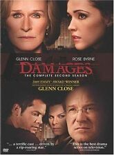 DAMAGES - THE COMPLETE SECOND SEASON - LIKE NEW REGION 1 WITH SLIPCASE COVER