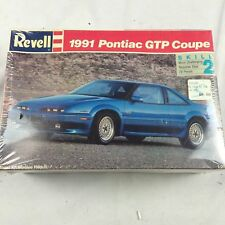 New Sealed Revell 7433 1991 Pontiac GTP Model Car Kit Made In USA