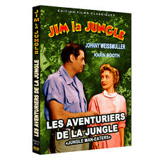 "JIM LA JUNGLE (Les Aventuriers de la Jungle) ""TARZAN"" Johnny Weissmuller"