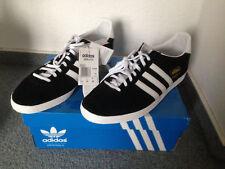 Adidas Gazelle OG, Schwarz, Gr. 46, UK 11, Neu mit Originalkarton