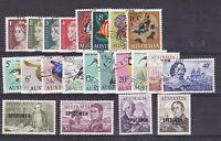 AD16) Australia 1966 Decimal Specimens Pack, 1c - $4. Values to 50c