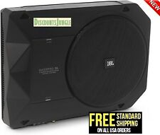 "Jbl BassPro Sl 250 Watts 8"" Powered Under Seat Compact Subwoofer Enclosure"