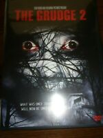 THE GRUDGE 2 - UNRATED DIRECTOR'S CUT DVD - WATCHED ONCE!!