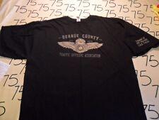 XL- Orange County Officers Association T- Shirt