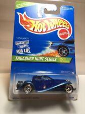 RARE 1996 Hot Wheels Treasure Hunt '37 BUGATTI NM+ #12 of 12 collector #439!