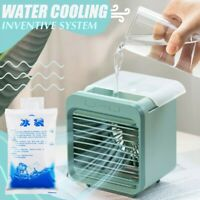 2020 Rechargeable Water-cooled Air Conditioner Can Be Used Outdoors + Ice Bag
