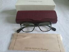 Oliver Peoples glasses frames. OV 5194. New with case. Follies.