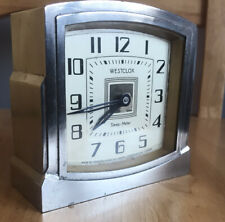 "1932 Westclox Rare ""Sleep-Meter""alarm clock Perfect Working Order"