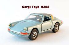 Corgi Toys # 382 Porsche Targa 911S , 1:43, Whizzwheels