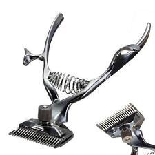 HOT Manual Haircut Hand Push Hair Cutter Clipper Trimmer Non-Electric Low Noise