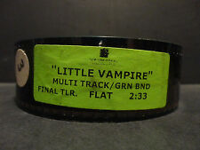The Little Vampire 2000 35mm Trailer  collectible cells FLAT 2 min 33 sec.