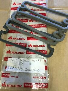Holden nos Tail light gaskets HQ HJ coupe GTS