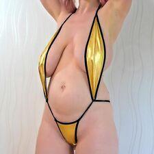 """Sunny Gold"" Bikini - GOLD metallic"