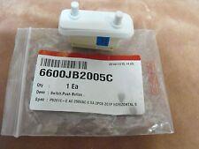 6600JB2005C: NEW LG Light & Fan Switch GENUINE