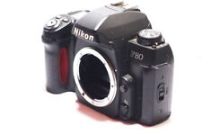 Nikon F80 35mm SLR Film Camera  Black Body Only