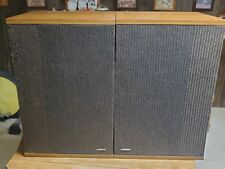 Pair of BOSE 501 SERIES IV Direct Reflecting Speakers TESTED WORK GREAT A+ SOUND