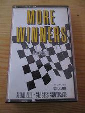More Winners promo RETRO compilation MIX various artist cassette Tape