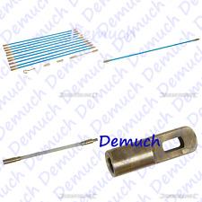 Cavo Silverline accesso Tool Kit Estrattore per elettricisti Barre Draw PUSH FILO di trazione