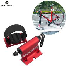 ROCKBROS Bike Car Rack Carrier Quick-release Fork Mount Rack Red For One Bike