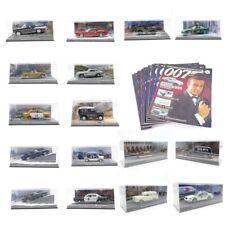 James Bond Modellauto - Collection zur Auswahl aus DeAgostini Sammlung 1:43