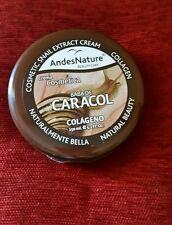CREMA COSMETICA DE BABA DE CARACOL CON COLAGENO NATURAL BEAUTY NATURAL pack 2