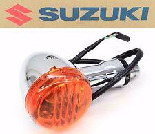 Suzuki Right Rear Turn Signal LS650 Savage VS800 Intruder S40 S50(See Notes)K133