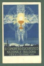 FRANZONI ROBERTO. IX CONGRESSO EUCARISTICO NAZIONALE. BOLOGNA 1927.