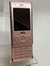 Sony Ericsson Walkman W595-Peachy Rose (Débloqué) Téléphone portable