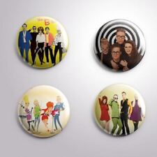 4 THE B-52'S - Pinbacks Badge Button 25mm 1''