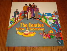 THE BEATLES YELLOW SUBMARINE APPLE LABEL LP from Holland