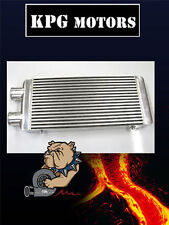 KPG 600X300X76MM FMIC INTERCOOLER INLET + OUTLET ONE END/SIDE SKYLINE / SILVIA