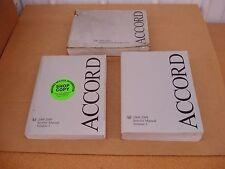 2008 2009 Honda Accord service shop manual electrical wiring dealer repair