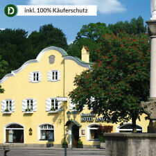 Chiemgau 2 Tage Kurzurlaub Bad Aibling Romantik-Hotel Lindner Reise-Gutschein