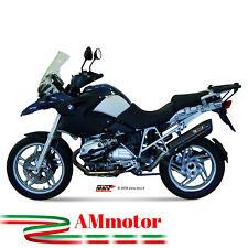 Mivv Bmw R 1200 Gs 2006 06 Terminale Di Scarico Moto Marmitta Suono Black