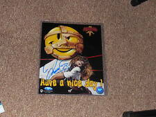 Mick Foley Autographed 8x10 Photo  Tri Star Coa