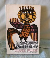 1st/1st Printing DIALOGUES WITH LEUCO Cesare Pavese RARE Classic
