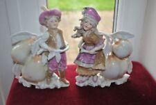 Art Nouveau Antique Original Decorative Porcelain & China