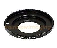 Bolex 16mm movie lens to M4/3 Adapter Olympus E-M5 E-M10 E-PM2 E-PM1 EPL5 E-P5