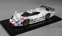 Spark Porsche 911 GT1 Le Mans Winner 1998 Aiello Ortelli McNish 43LM98 1/43 NEW