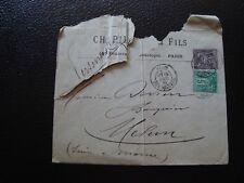 France - envelope 1885 (B16)