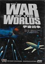 The War of the Worlds DVD Gene Barry Ann Robinson Byron Haskin R0 NEW 1953
