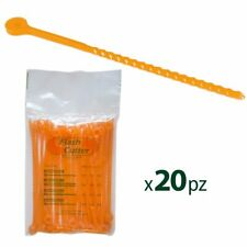 🌱FILO DECESPUGLIATORE 20 FLASH CUTTER LAMELLE MONOSEGA mm 2,50 erba testina