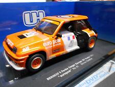 Renault 5 Turbo Cup Europe 1981 #41 gouhier Europcar uh Eagles 1:18