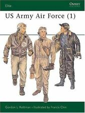 Elite 046 - US Army Air Force (1) Pitta, Robert; Fannell, Jeff Paperback